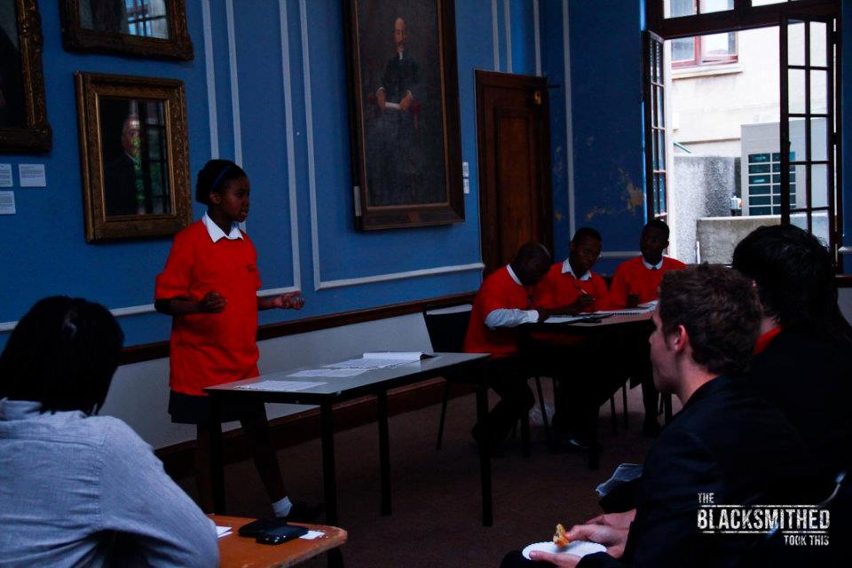 Township Debating League in Action