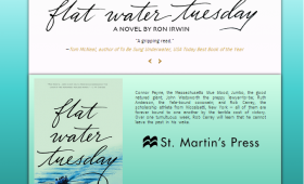 Responsive site for Flatwater Tuesday – Lailah Ryklief, Paige Aupiais, Shannie Bodill
