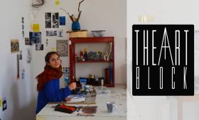 The Art Block by Emma Searle and Mia Graham
