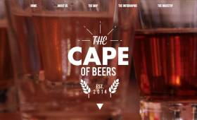 Cape of Beers by Solomon Moyo, John-Paul Fawcett and William Cronje